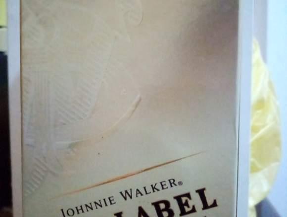 Gold label Johnnie Walker 750 ml