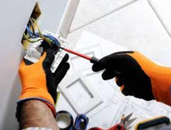 Electricidad - reparaciones , instalaciones