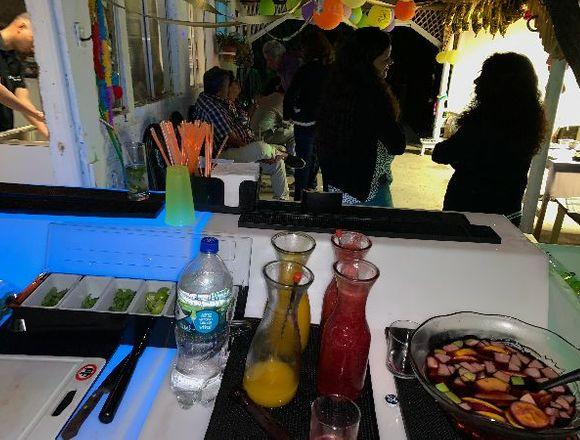 Bar Movil- Barra Libre