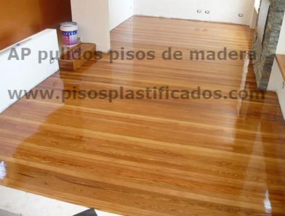 Pulido pisos de madera, sistema sin polvo