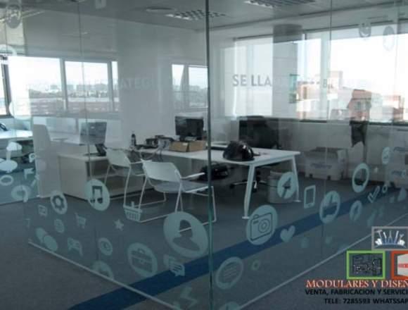 Re- ubicación y traslados de oficina modular