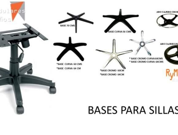 Cambio de araña  y ruedas  para silla