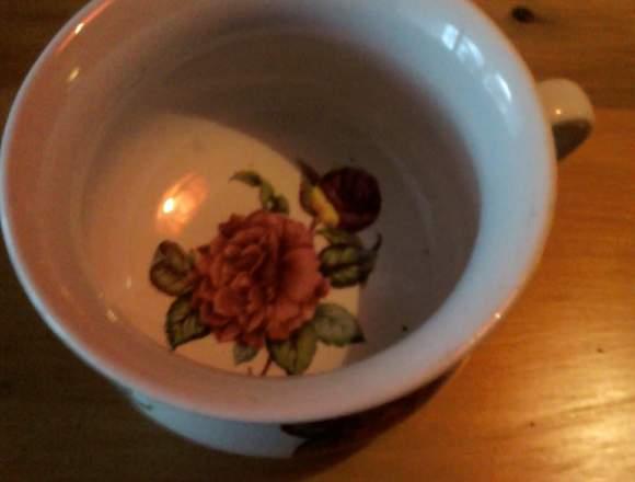 Bacinilla de porcelana