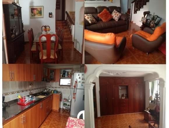 Vendo casa 3 niveles  apartamento  aparta estudio