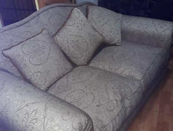 Sofá estilo Vintage - Romántico