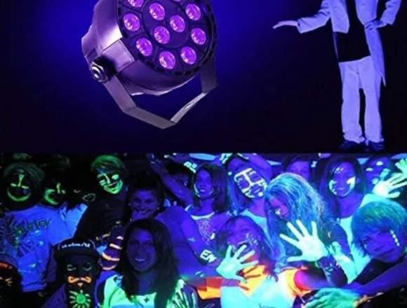 alquiler de luces para fiesta y eventos