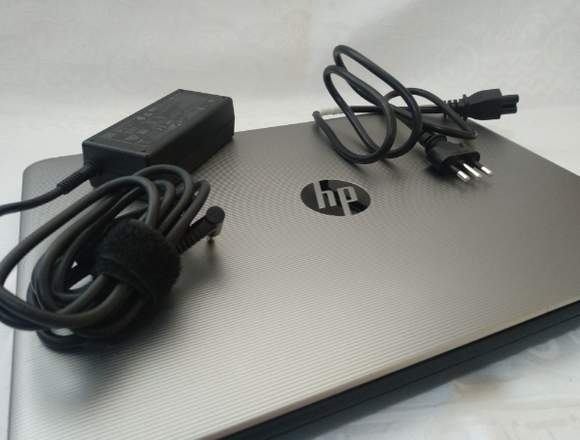 Notebook HP impecable