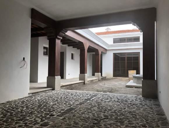 Amplia Casa en Venta, Antigua Guatemala