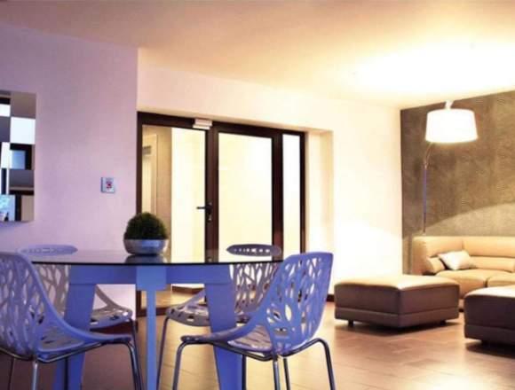 Apartamento en Venta amueblado y equipado