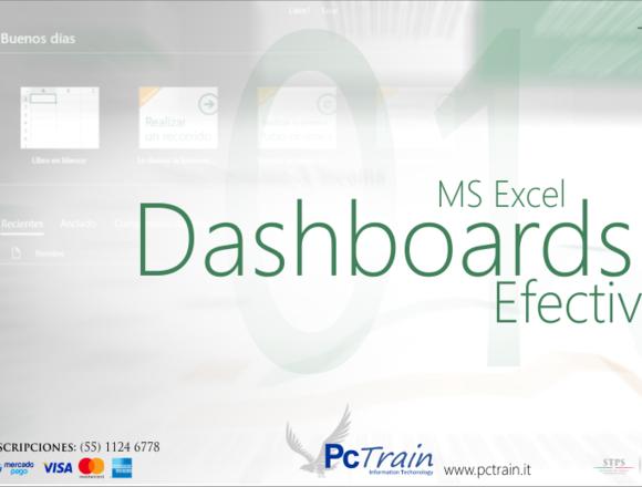 Dashboards Efectivos - Ms Excel