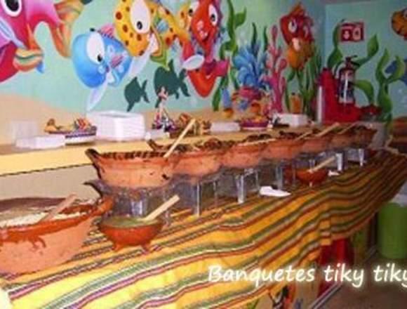 Banquetes, Taquizas y Parrilladas