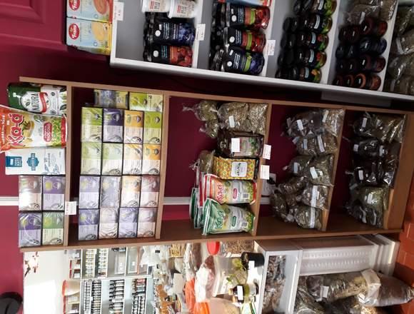 Venta mercadería dietética herboristeria  y