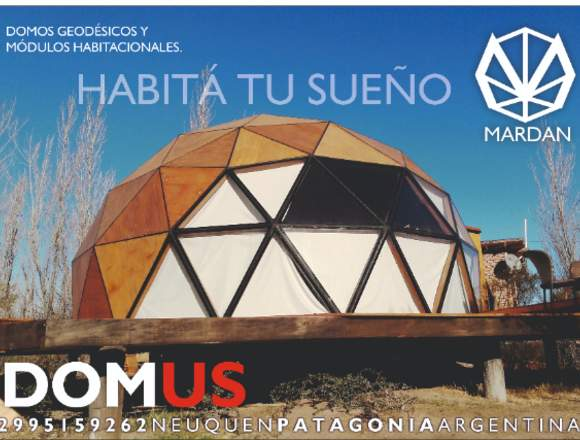 MARDAN Muebles habitables CUBIN&DOMUS
