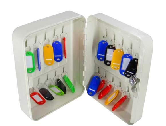 Ordenador de seguridad para 20 llaves original