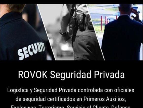 SERVICIO DE SEGURIDAD PRIVADA