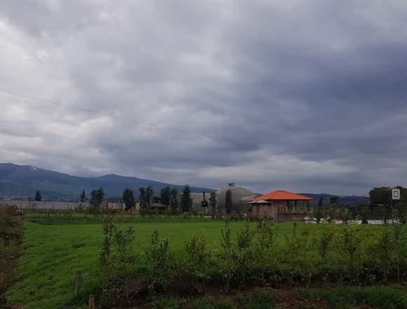 Venta de lotes de terreno en Malchingui