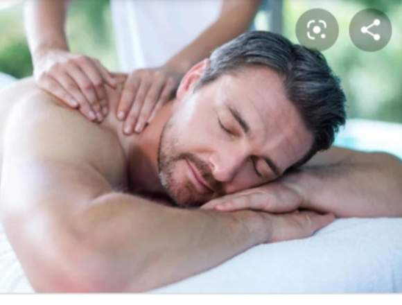 Masajes relajantes y desestresantes