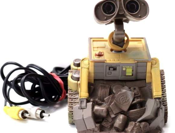 Consola y Juego Wall-e Plug and Play Tv Games