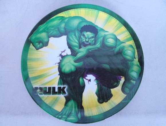 Combo Set Hulk Importados para el Dia del Niño