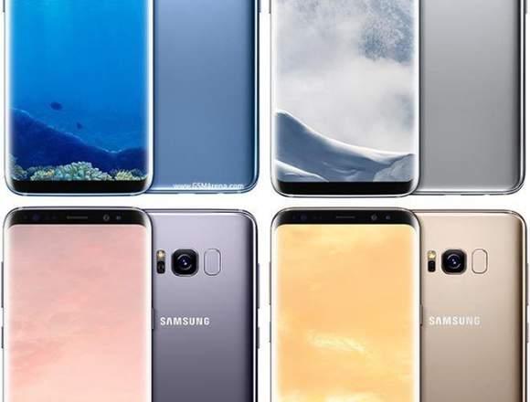 Samsung Galaxy S8 G950F libre + garantia + factura