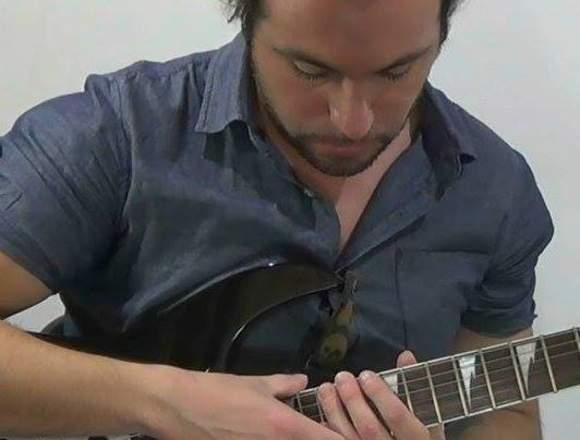 Clases de Guitarra Niños y Adultos Experiencia