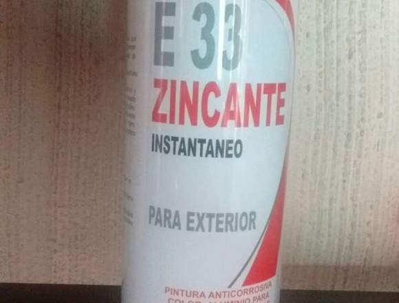 Pintura anticorrosiva para superficies metálicas