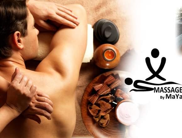 Masaje - Massage Relax, Sport, Aromatherapy
