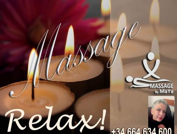 Massage-Massage Relax, aromatherapy, Sport...