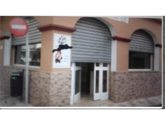 Alquilo local comercial en Campanillas en Malaga