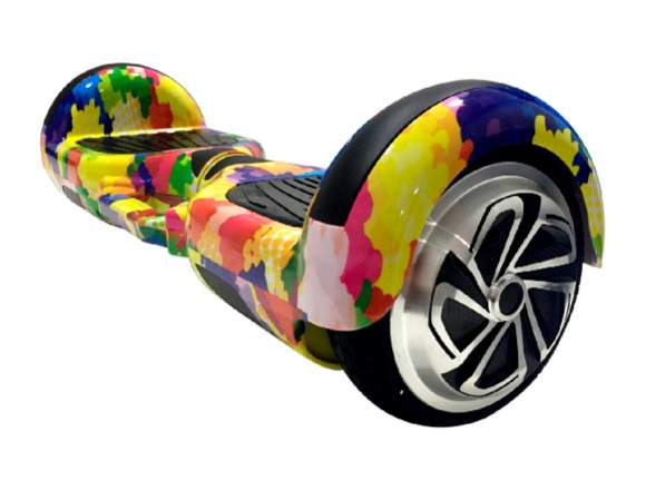 Smart Balance Hoverboard FULL COLOR con Bluetooth
