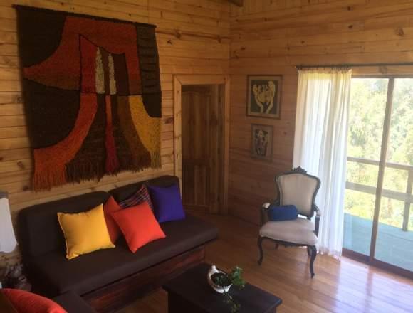 Alquilo hermosa casa en el Pasochoa