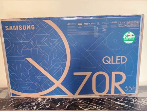 Televisor Samsung Qled 4k 65 Q70r