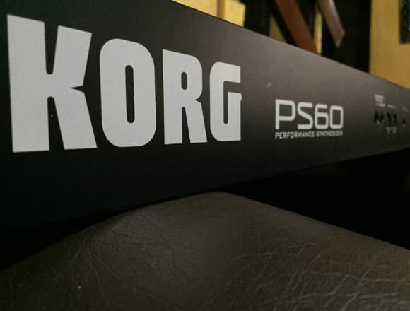 Teclado KORG PS60 Sintetizador