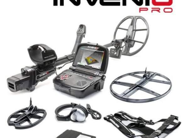Detector de Metales Invenio Pro