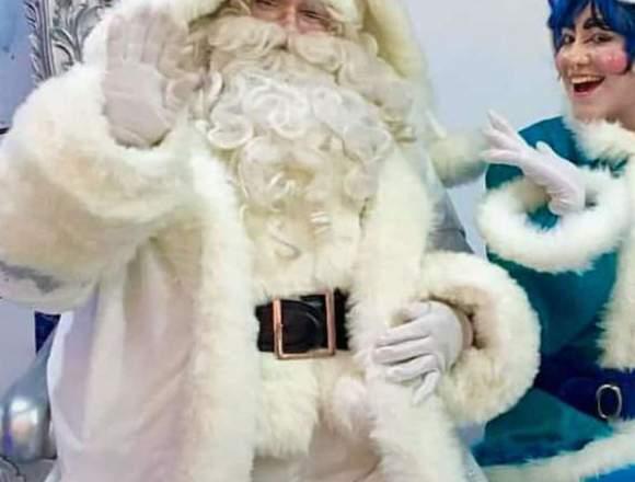 Animaciones y Shows Navideños ,Papá Noel Guayaquil
