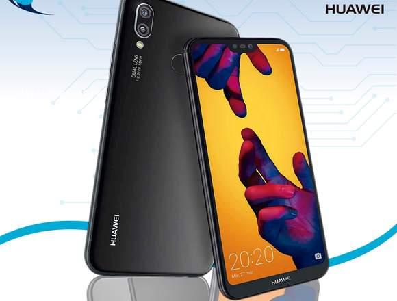 Huawei P20 Lite Mica Estuche $2640 BLACK FRIDAY