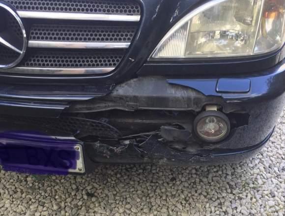 Reparación de defensas de coches