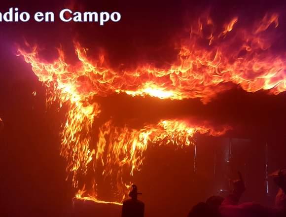 conocimiento y prevención del fuego