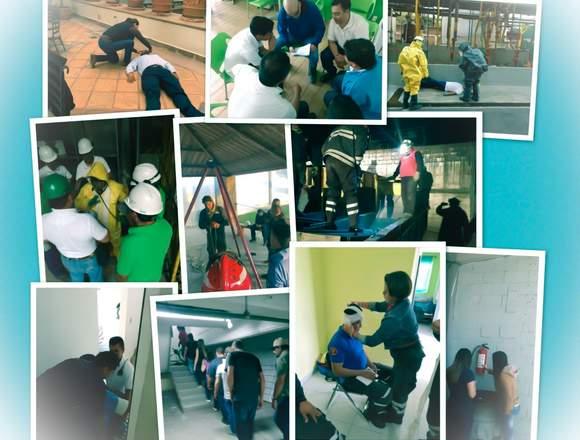 Servicios generales en Protección Civil