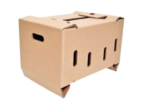 corporativo  de empaque cajas de carton corrugado