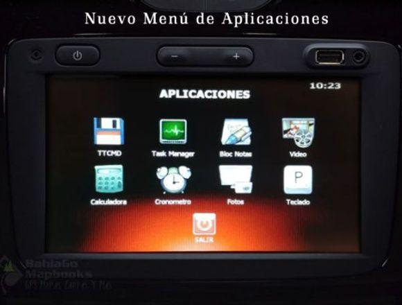 Mapas GPS Renault Medianav Online +Radares +Videos