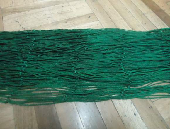 ROLLOS DE MALLA 100% NYLON COLOR VERDE