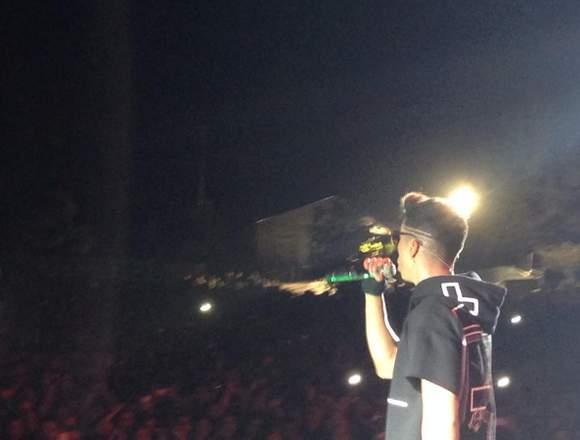 Cantante Urbano Show Reggaeton