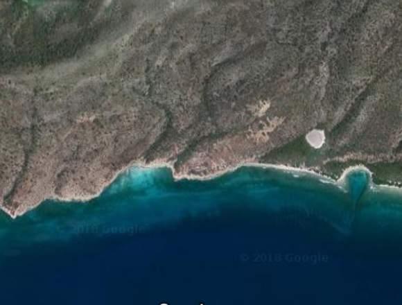 4  millones de m2, con 3 km de playa, Dominicana.