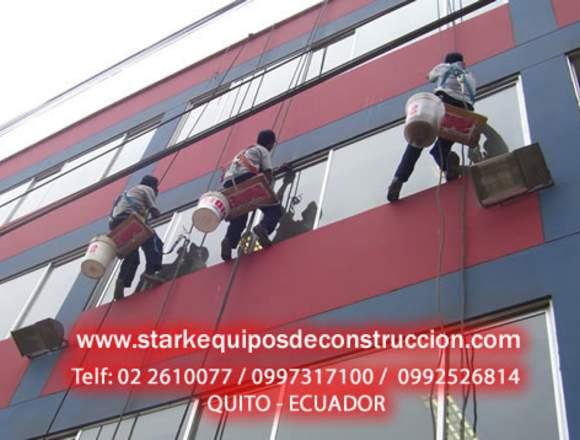 Stark Equipos de Construccion, Andamios, Quito