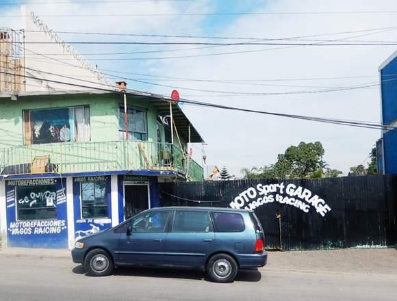 Se vende terreno comercial en Rosarito 301 m2