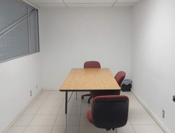 Se renta oficina de 53 m2 en La Mesa