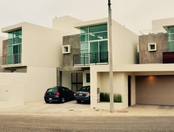 Se venden casas nuevas en Las Plazas (zona dorada)