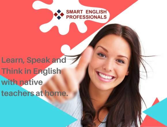 Inglés con profesores nativos a domicilio
