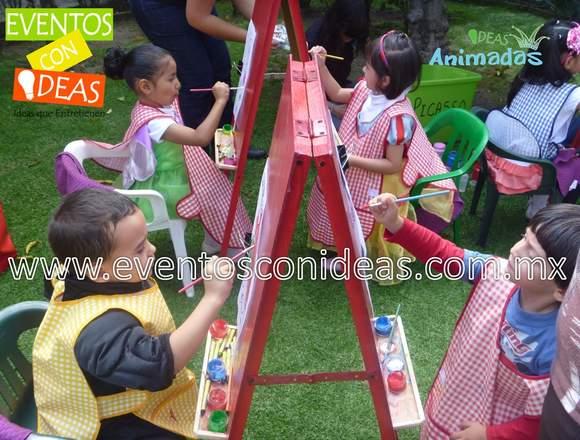 RENTA DE CABALLETES INFANTILES FIESTA EVENTOS